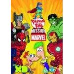 Marvel dvd Filmer Phineas & Ferb: Mission Marvel [DVD]